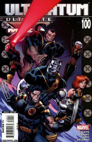 Ultimate X-Men Vol 1 100