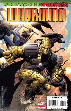World War Hulk Aftersmash Warbound Vol 1 2