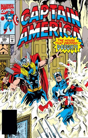 Captain America Vol 1 395