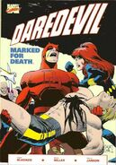 Daredevil Marked for Death TPB Vol 1 1