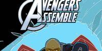 Marvel Universe Avengers Infinite Comic Vol 1