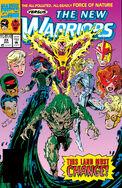 New Warriors Vol 1 29