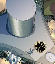 Triskelion from Cataclysm Ultimate Spider-Man Vol 1 1 001