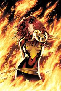 X-Men Phoenix Endsong Vol 1 1 Textless