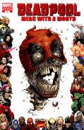 Deadpool Merc with a Mouth Vol 1 2 70th Variant