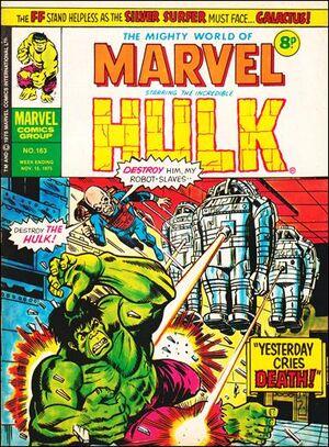Mighty World of Marvel Vol 1 163