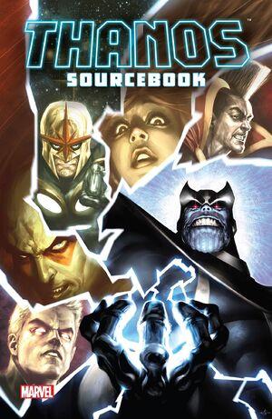 Thanos Sourcebook Vol 1 1
