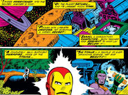 Iron Man Vol 1 55 page 13 Titan (Moon of Saturn)