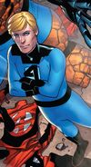 Jonathan Storm (Earth-616) from Fantastic Four Vol 5 13 cover