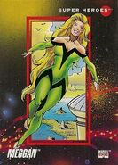 Meggan Puceanu (Earth-616) from Marvel Universe Cards Series III 0001