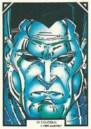 Piotr Rasputin (Earth-616) from Arthur Adams Trading Card Set 0001