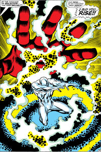 Norrin Radd (Earth-616) from Silver Surfer Vol 1 1 0001