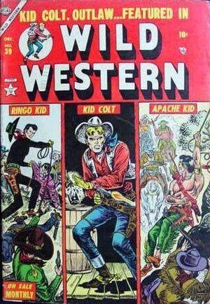 Wild Western Vol 1 39
