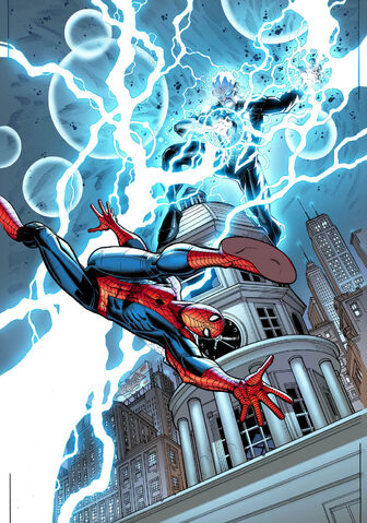 File:Amazing Spider-Man Vol 3 1 Strange Adventures Comix & Curiosities Exclusive Variant Textless.jpg