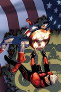 Captain America Vol 6 5 Textless