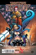 Doctor Strange Vol 4 10 Death of X Variant