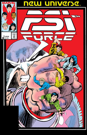 Psi-Force Vol 1 3