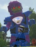Sentinel-LEGO