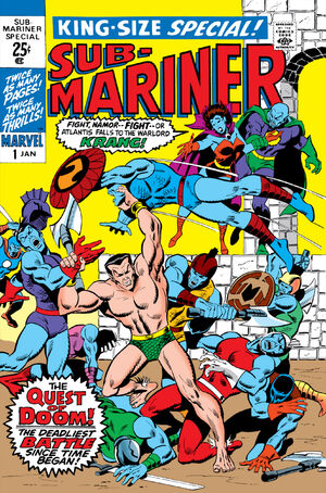 Sub-Mariner Annual Vol 1 1