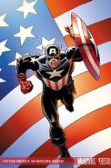Captain America Vol 5 44 Buscema Variant Textless