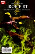 Immortal Iron Fist Orson Randall and the Green Mist of Death Vol 1 1