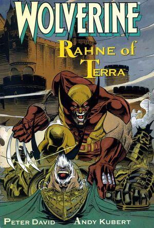 Wolverine Rahne of Terra Vol 1 1