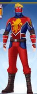 Brian Braddock (Earth-TRN562) from Marvel Avengers Academy 004