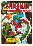 Spider-Man Comics Weekly Vol 1 47