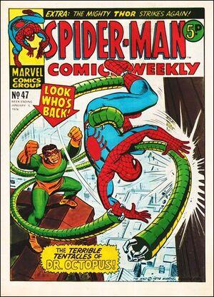 Spider-Man Comics Weekly Vol 1 47