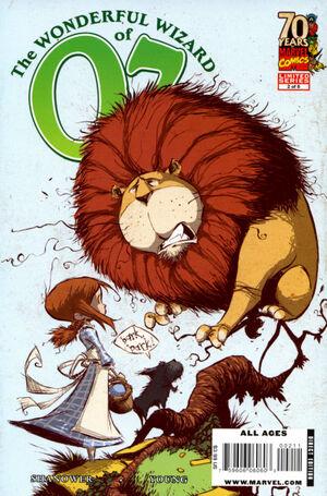 The Wonderful Wizard of Oz Vol 1 2