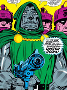 Victor von Doom (Earth-616) from Fantastic Four Vol 1 84 0001