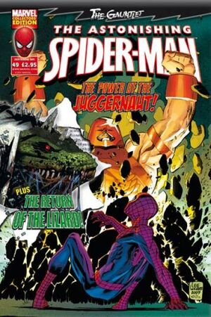 Astonishing Spider-Man Vol 3 49