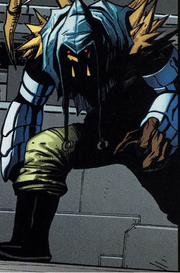 Kaine Parker (Earth-616) from Amazing Spider-Man Vol 1 666 0002.png