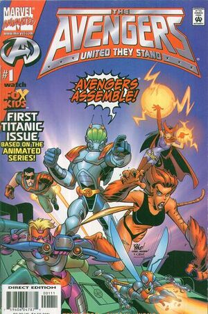 Avengers United They Stand Vol 1 1