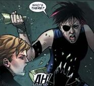 Callisto (Earth-11326) from Age of X Universe Vol 1 2 0001