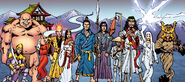 Amatsu-Kami from Thor & Hercules Encyclopaedia Mythologica Vol 1 1 0001