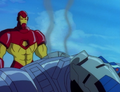 Anthony Stark and James Rhodes (Earth-534834) from Iron Man The Animated Series Season 2 9 0001.png