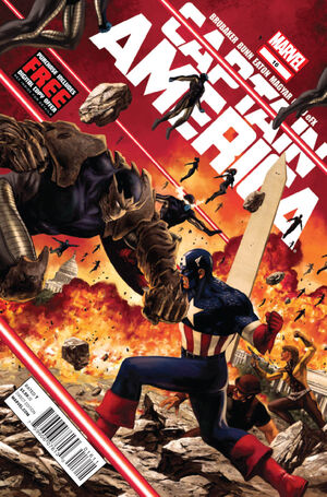 Captain America Vol 6 16