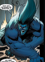Henry McCoy (Earth-51518) from Age of Apocalypse Vol 2 3 0001