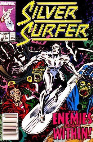 Silver Surfer Vol 3 32