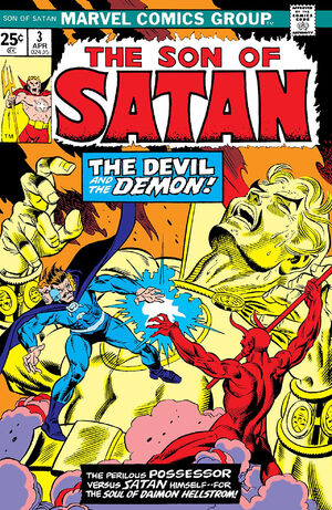 Son of Satan Vol 1 3