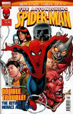 Astonishing Spider-Man Vol 3 7