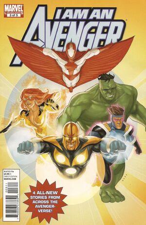 I Am an Avenger Vol 1 3