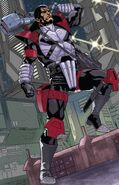 Jacob Gallows (Earth-928) from Spider-Man 2099 Vol 2 7 001
