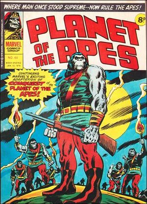 Planet of the Apes (UK) Vol 1 64