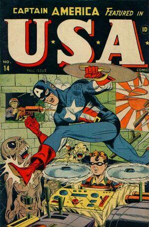 U.S.A. Comics Vol 1 14