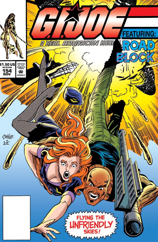 G.I. Joe A Real American Hero Vol 1 154