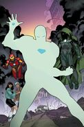 Invincible Iron Man Vol 1 594 Textless