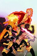 New Mutants Vol 3 1 Variant McLeod Textless
