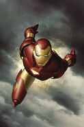 Iron Man Vol 4 1 Textless